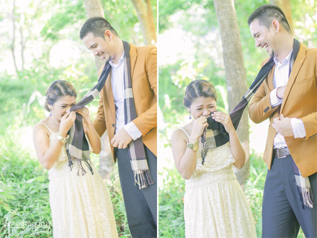 An engagement shoot and surprise wedding proposal in one for Surprise engagement photo shoot