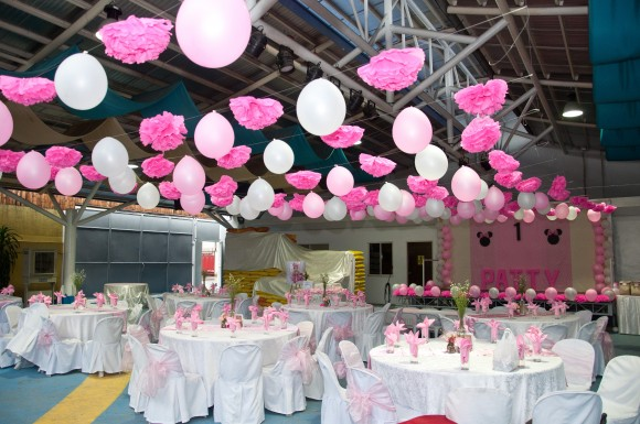 Patty Turns 1: A DIY Minnie Mouse Themed Party - One