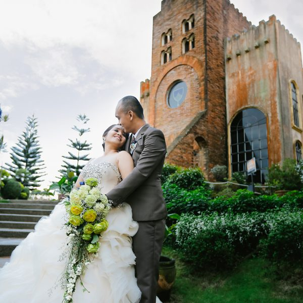 A Beautiful Caleruega Wedding from Manny and April Photography