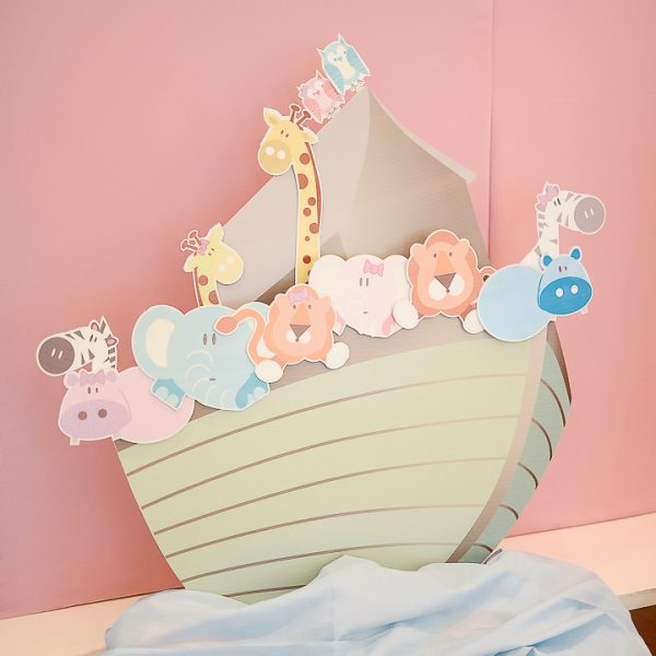Noah's Ark Themed Party – Ally's Christening