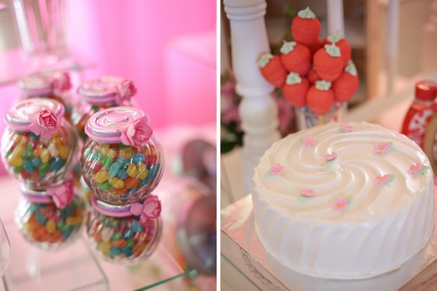 Pottery Barn Inspired Party - 18
